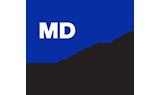 Gestion financière MD logo