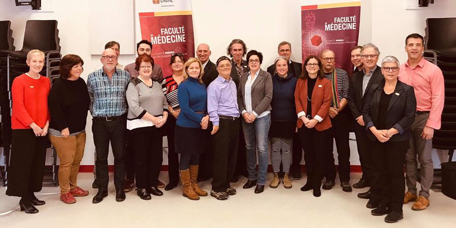 Forums citoyens Gaspé Faculté de médecine Université Laval