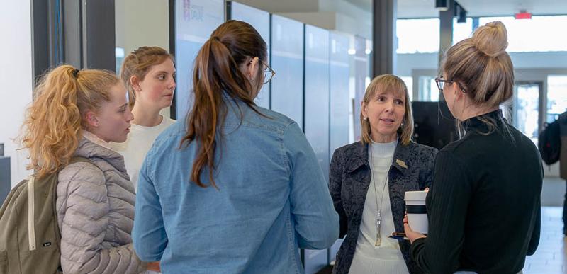 Carrière en région - Semaine de la responsabilité sociale 2019 Faculté de médecine Université Laval