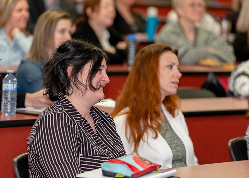 Conférence Dominique Morneau - Semaine de la responsabilité sociale 2019 Faculté de médecine Université Laval
