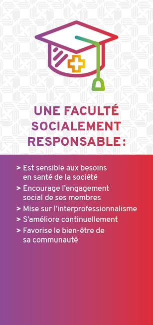 Un Faculté socialement responsable