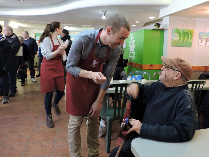 Midi bénévolat Centraide - Semaine de la responsabilité sociale 2019 Faculté de médecine Université Laval