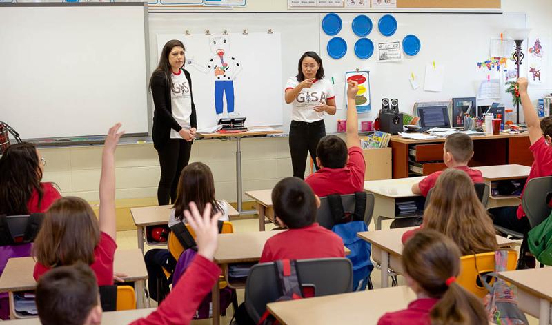 Mini-école de la santé - Semaine de la responsabilité sociale 2019 Faculté de médecine Université Laval