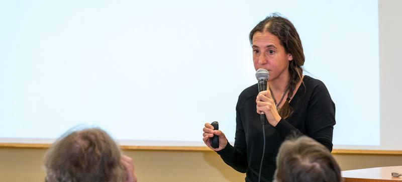 Soirée formation communautaire - Semaine de la responsabilité sociale 2019 Faculté de médecine Université Laval