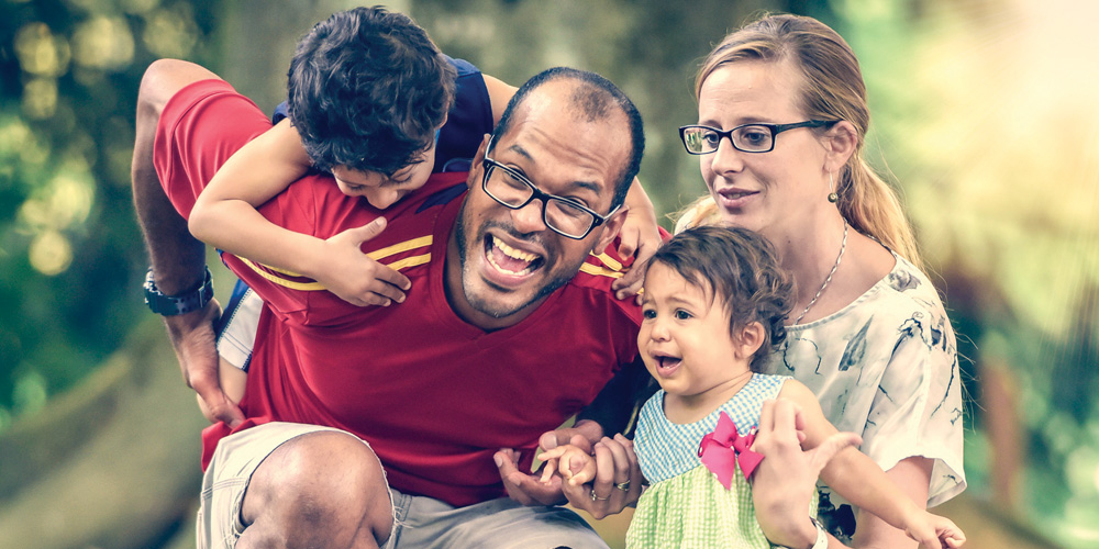 Encourager les familles pour une santé durable
