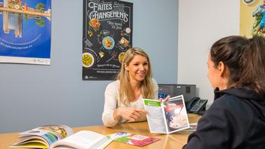Consultation individuelle avec une nutritionniste de la Clinique