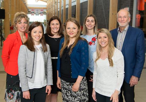 Photo des membres de l'équipe - Clinique Équilibre Santé