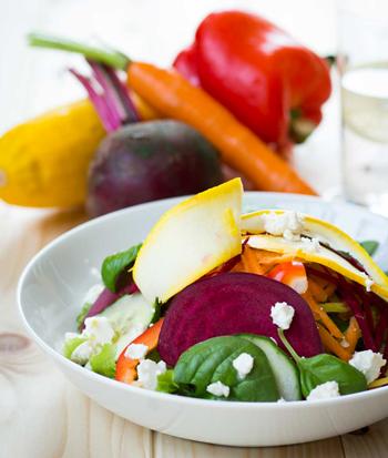 saines habitudes alimentaires - nutrition