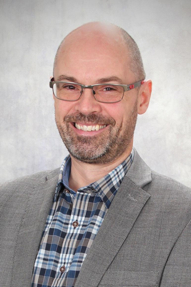 Denis R. Joanisse, directeur du Département