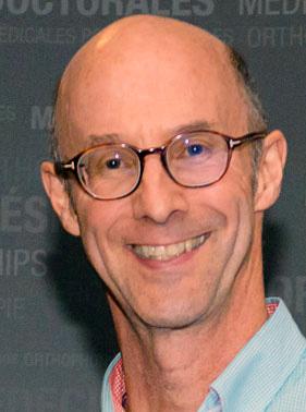 Louis Pérusse, directeur du Département de kinésiologie de l'Université Laval