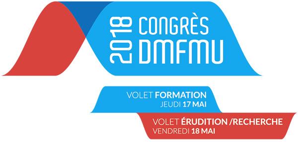 Logo 12e Congrès DMFMU