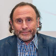 Gilles Lortie, médecin clinicien enseignant titulaire, Service d'urgence de l'Hôtel-Dieu de Lévis