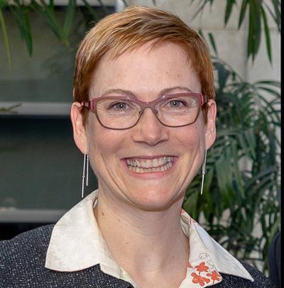 Holly Witteman, professeure agrégée, Vice-décanat à la pédagogie et au développement professionnel continu