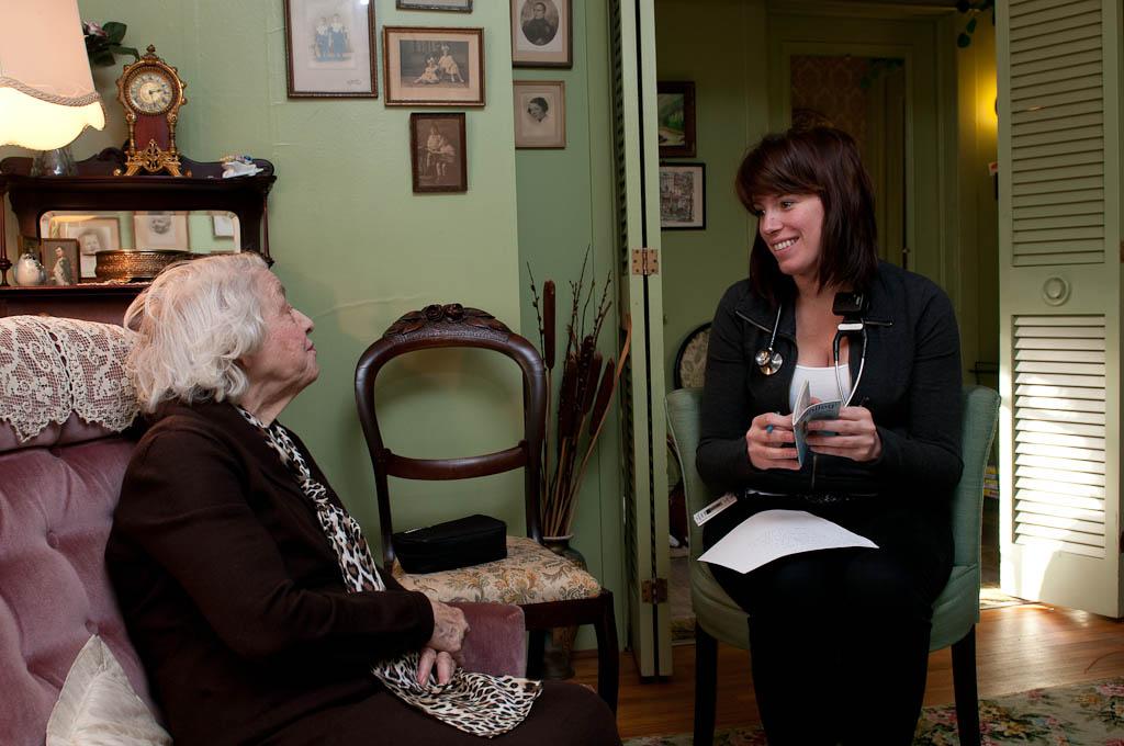 Soins aux personnes âgées, Département de médecine familiale et de médecine d'urgence de l'Université Laval