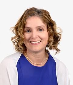 Sonia Sylvain, directrice du Département de médecine familiale et de médecine d'urgence à la Faculté de médecine de l'Université Laval