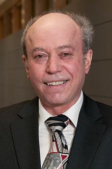 Jean Gosselin, Ph.D., Directeur du Département