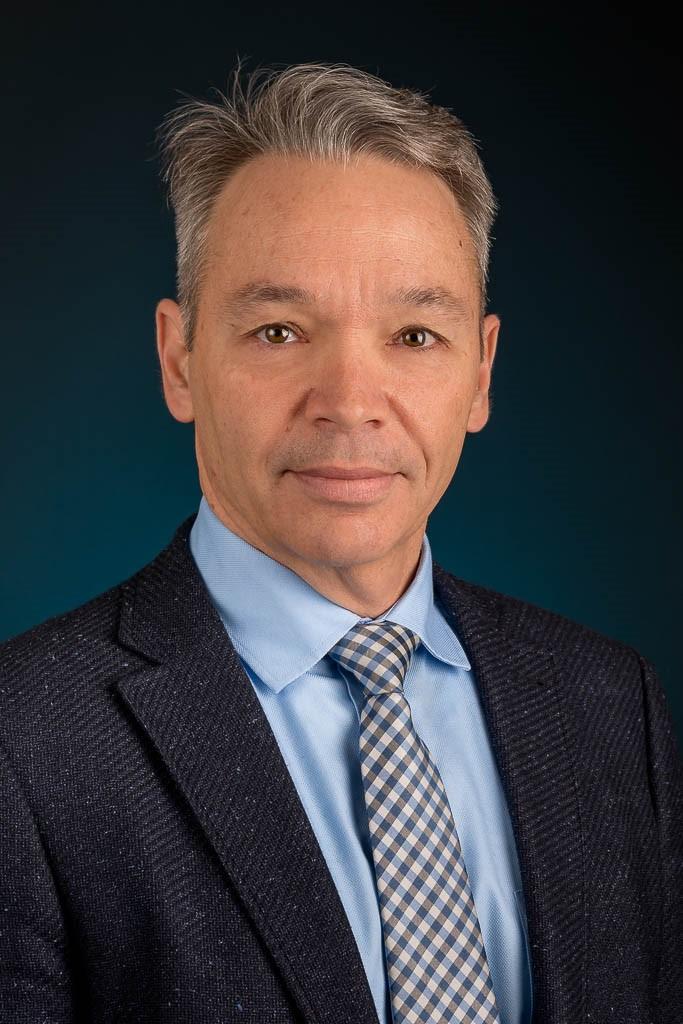 Louis Flamand, directeur du département de microbiologie-infectiologie et d'immunologie