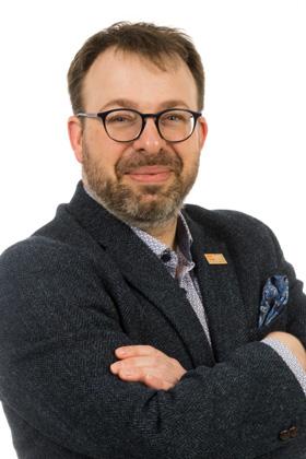 MathieuLeboeuf, directeur du Département d'obstétrique, gynécologie et reproduction