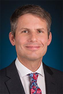 François Thuot, directeur du Département d'ophtalmologie et oto-rhino-laryngologie - chirurgie cervico-faciale
