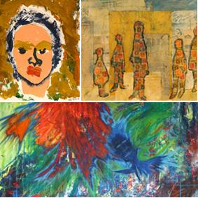 Collection d'œuvres «Vincent et moi»