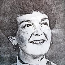 Mme Aline Huot, 1972-1977