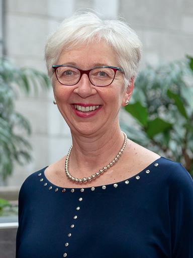 Mme Mary Ann McColl, Conférence d'honneur Nicole-Ébacher