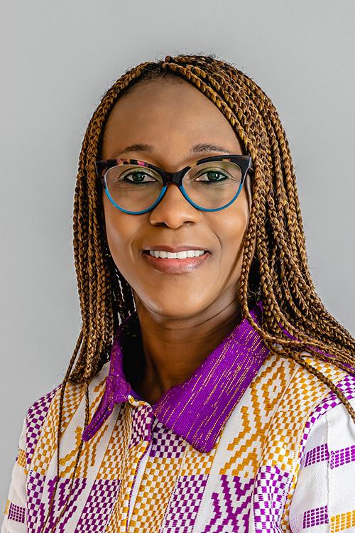 Maman Joyce Dogba, M.D. (Togo), Ph. D.