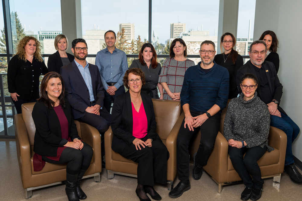 Équipe du Vice-décanat aux études en réadaptation Université Laval
