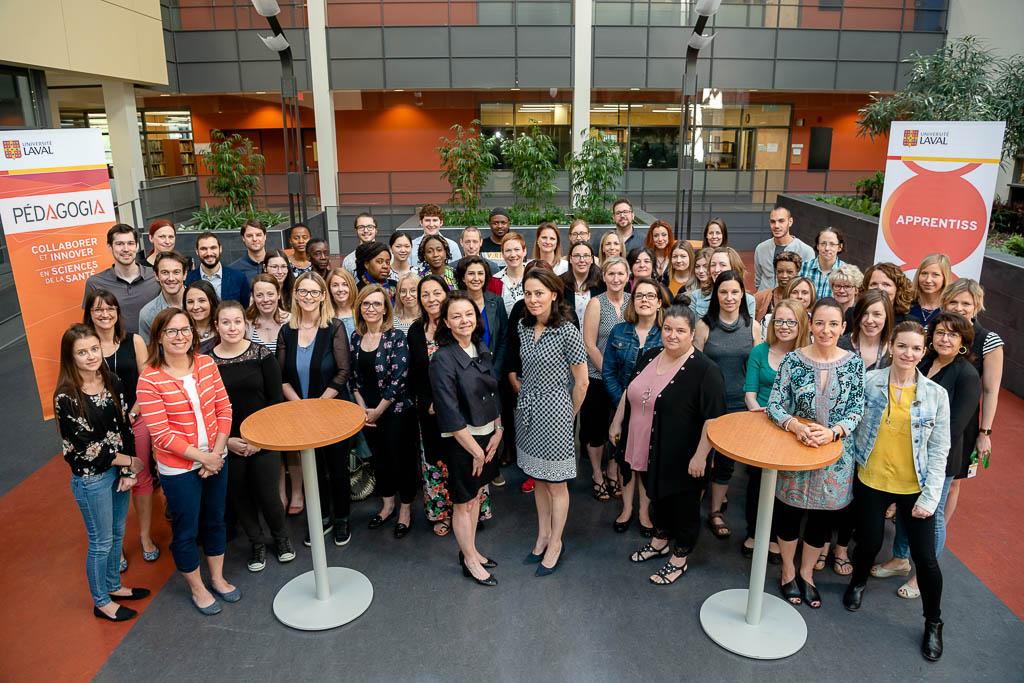 Vice-décanat à la pédagogie et au développement professionnel continu Faculté de médecine Université Laval