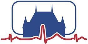 Logo du Festival international du film médical Québec en santé