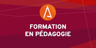 Formation en pédagogie 2018-2019 - Nouvelle