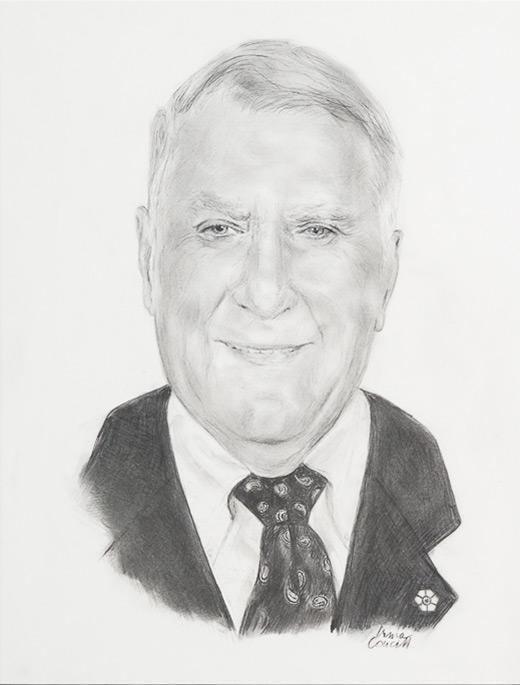 Portrait du Dr Claude Roy