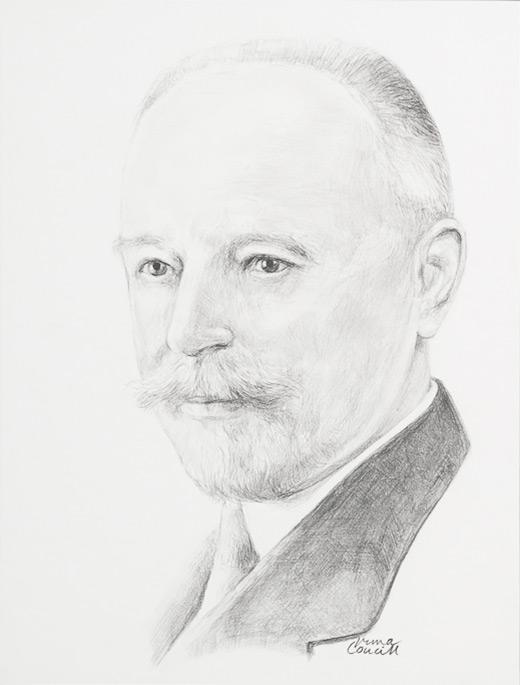 Portrait de Félix d'Hérelle
