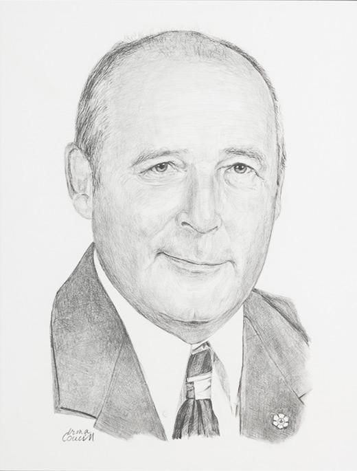 Portrait du Dr Jean Dussault