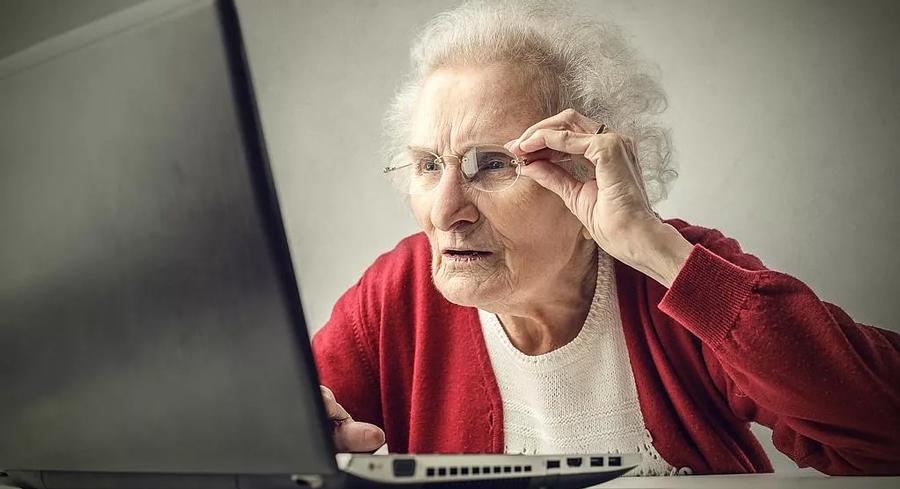 Ainée ordinateur