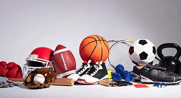 Articles de sports