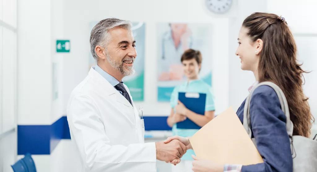 Rencontre patient client