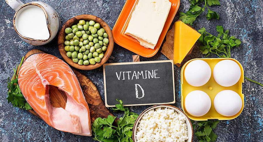 Aliments vitamine D