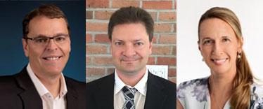 Bravo aux 3 membres du Département de médecine familiale et de médecine d'urgence honorés