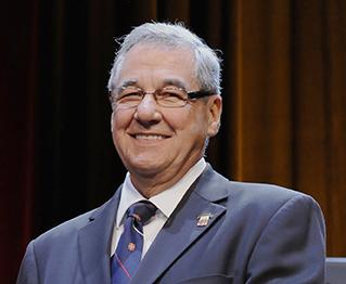 Pierre Déry, professeur émérite de la Faculté de médecine