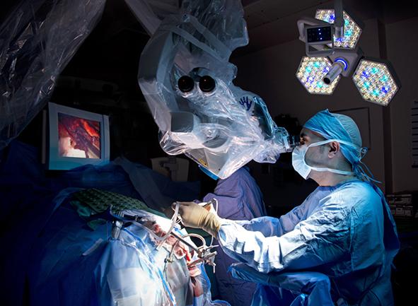 Résidence en neurochirurgie